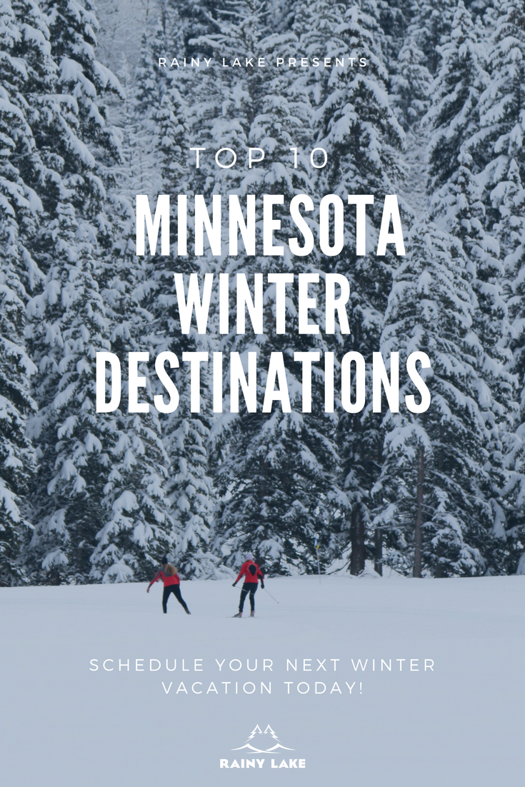 minnesota winter destinations