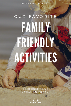 voyageurs national park family activities