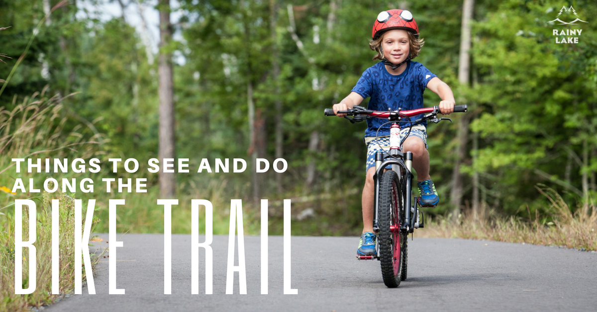 ​Things to See and Do along the Bike Trail