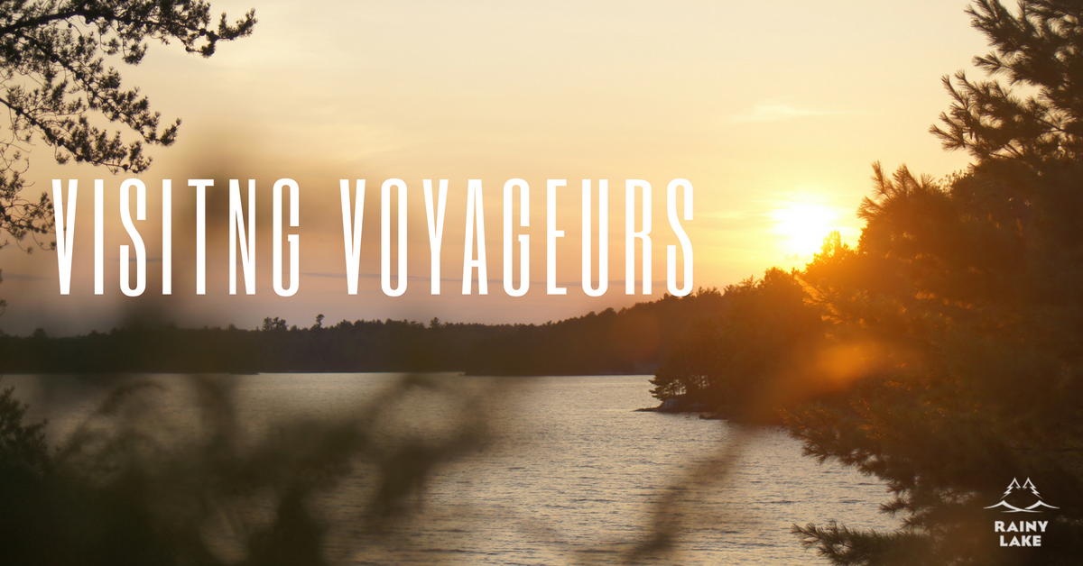 visiting voyageurs national park