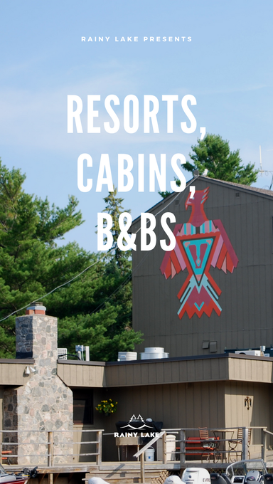 resorts cabins and b&bs