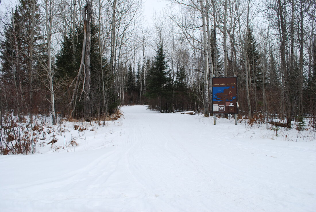 Minnesota Spring Snowshoeing Trails